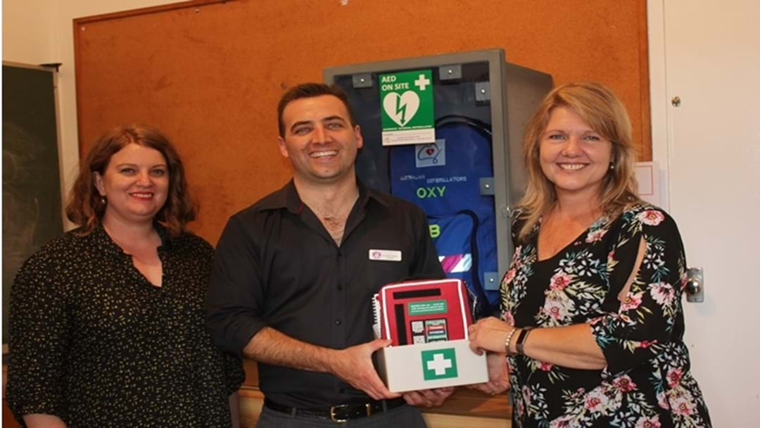 Community First-aid Kits Delivered to Rural Townships around New Acland Mine