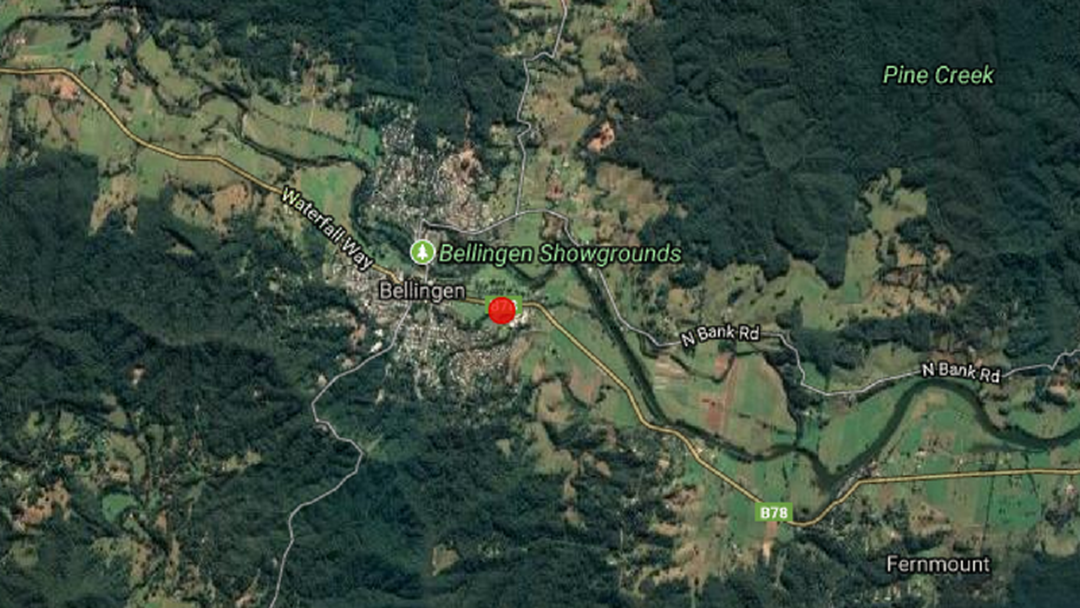 3.3 Magnitude Earthquake in Bellingen