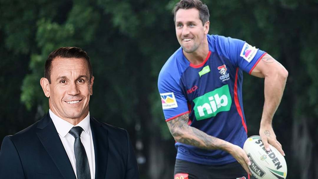 How Is Mitchell Pearce Settling Into Newcastle...