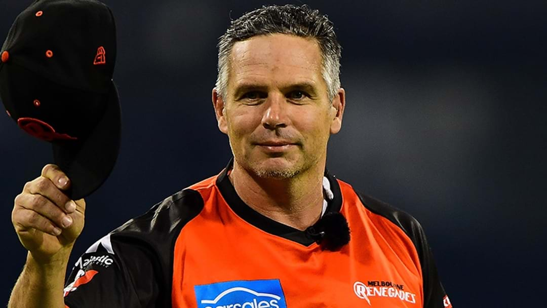Brad Hodge Confirms His Retirement