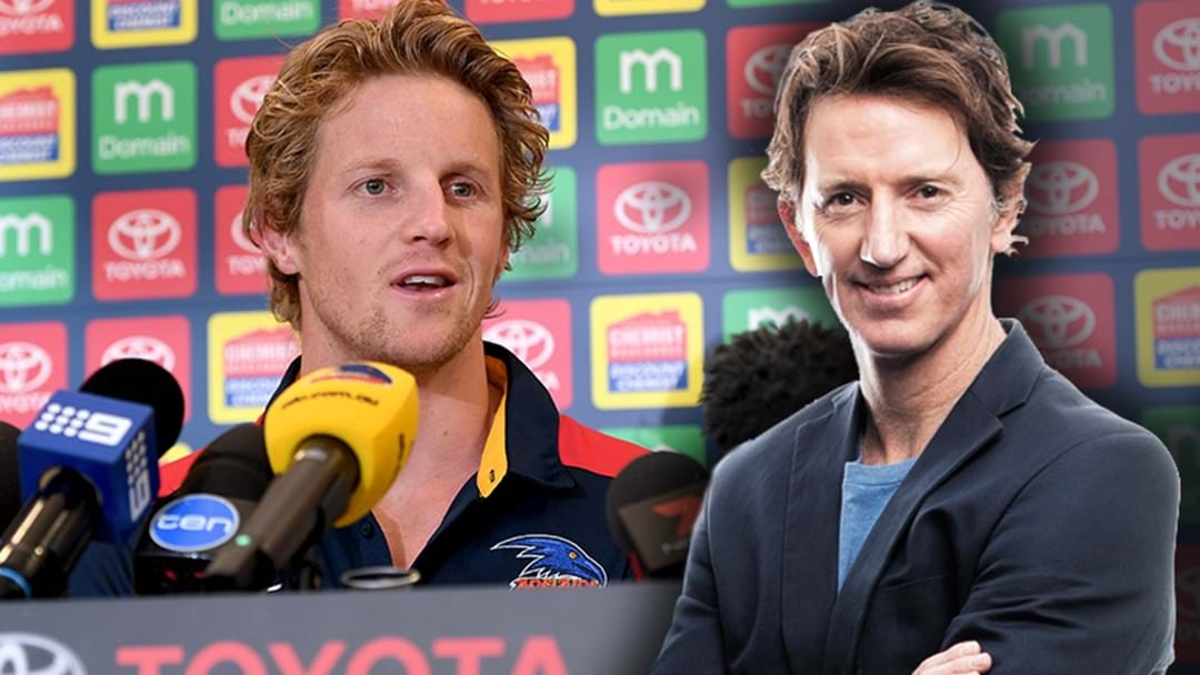 Louie Gives Rory Sloane Some Free Agency Advice