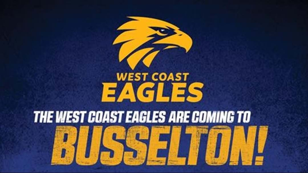 The West Coast Eagles Are Coming To The Southwest