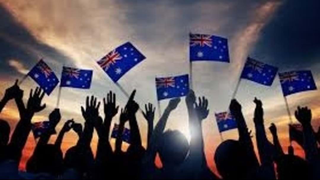 Australia Day Celebrations in Albany