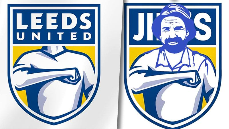 Fan outrage grows over Leeds crest