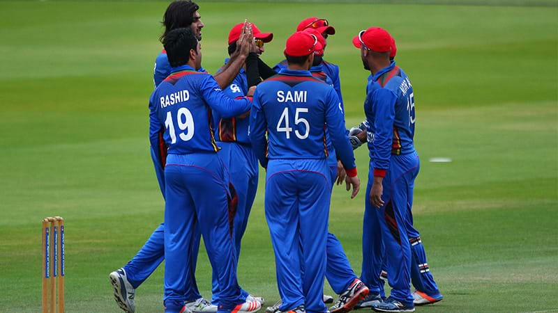 Clinical Afghanistan demolish New Zealand in quarter-final