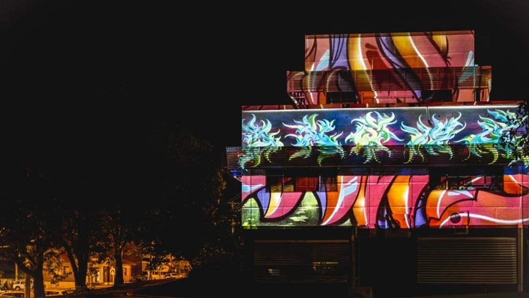It's your last chance to see the SWIFF Light Box art installations!