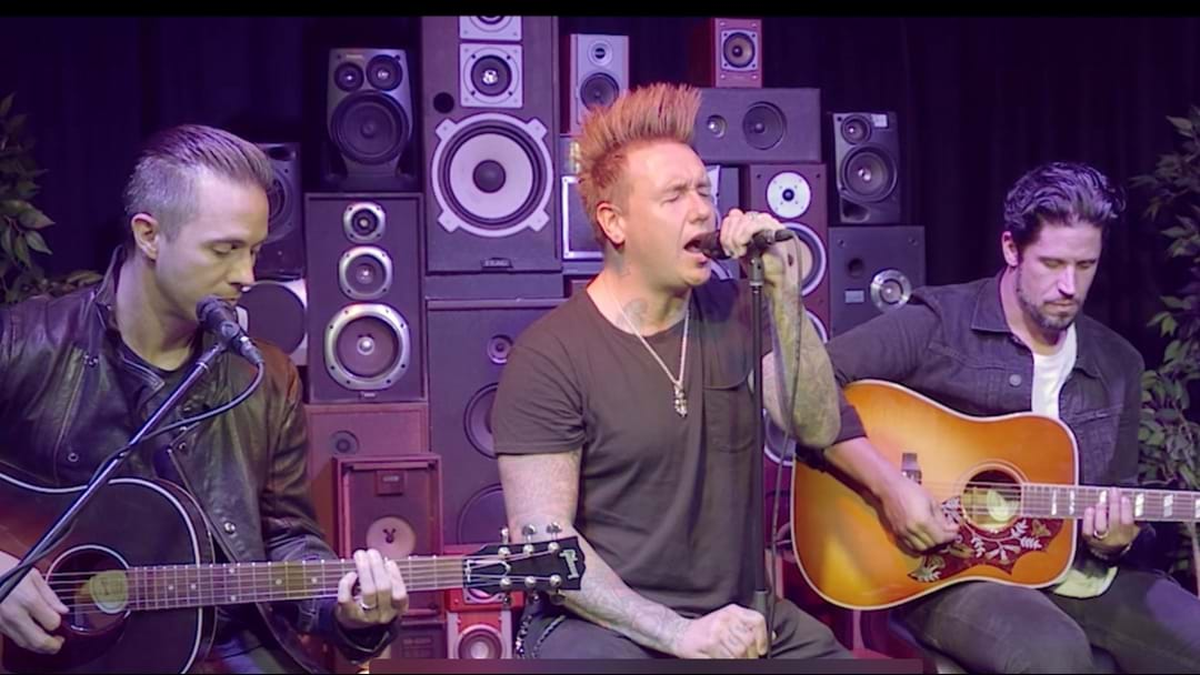 WATCH: Papa Roach Live Performance