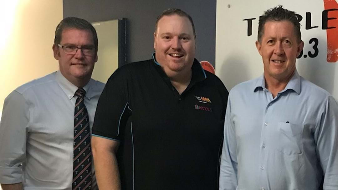 Regional Jobs and Investment Package Announced on Triple M
