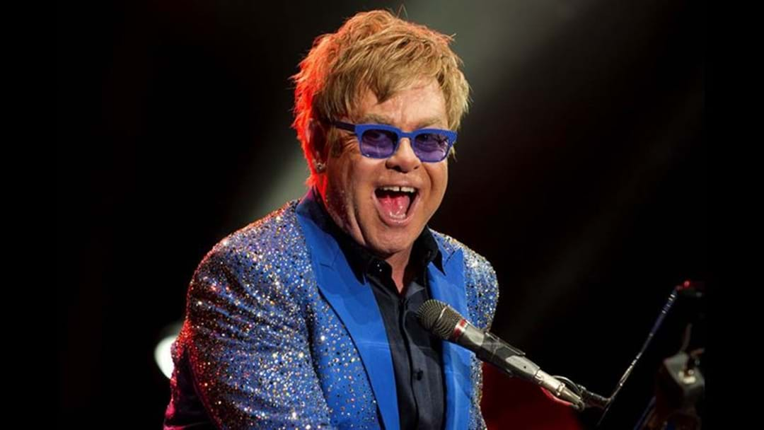 The Brand New Song From Elton John Is Here