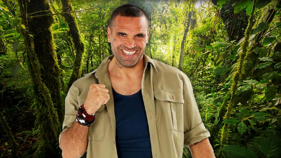 Massive Anthony Mundine News From The 'I'm A Celebrity' Jungle!