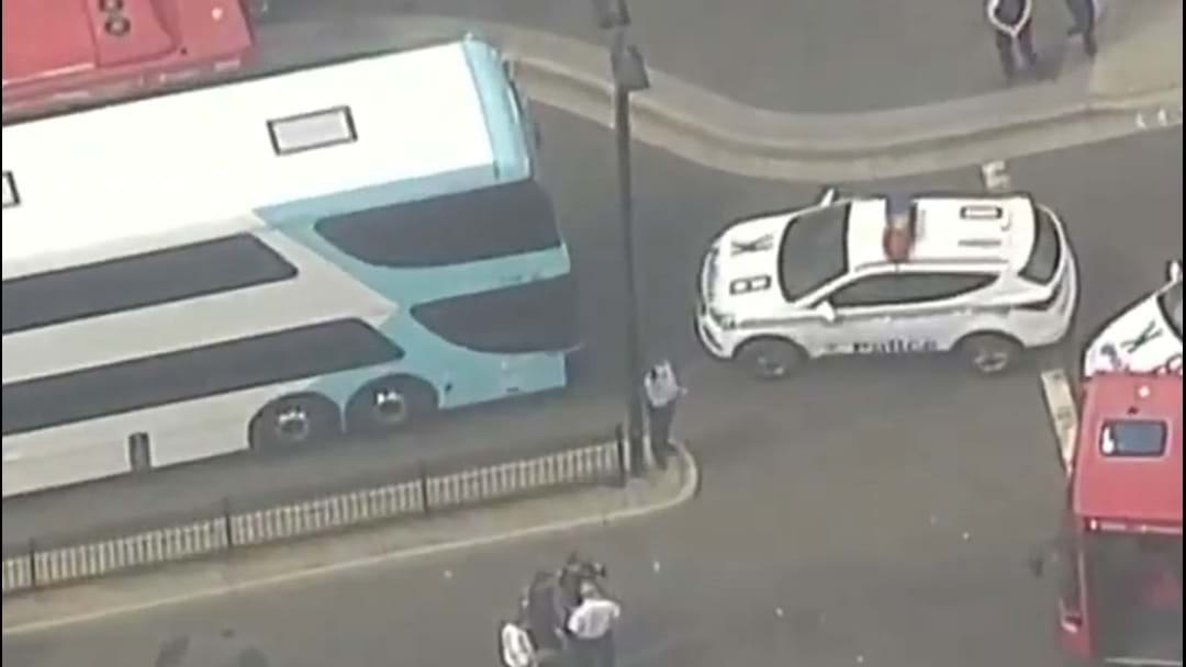 Woman Dies After Being Hit By A Bus In Bankstown This Morning