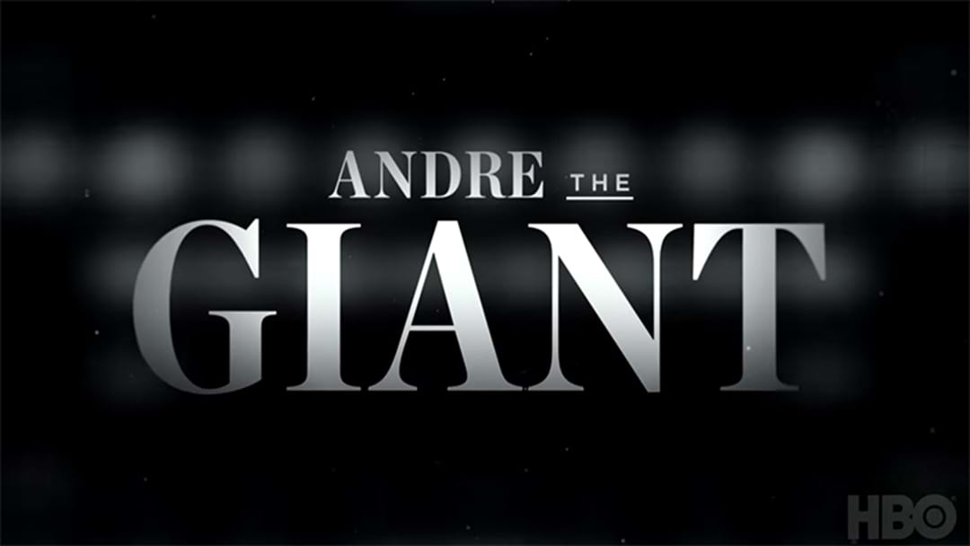 A Trailer And Release Date Has Dropped For The 'Andre The Giant' Doco