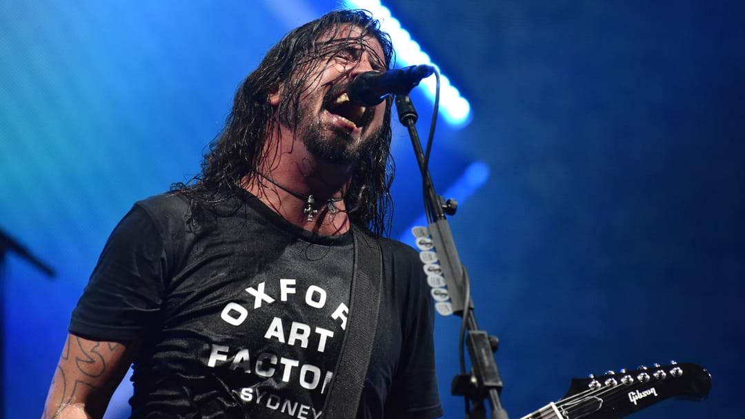 REVIEW: Foo Fighters Pay Tribute To Malcolm Young In Rockin' Sydney Gig