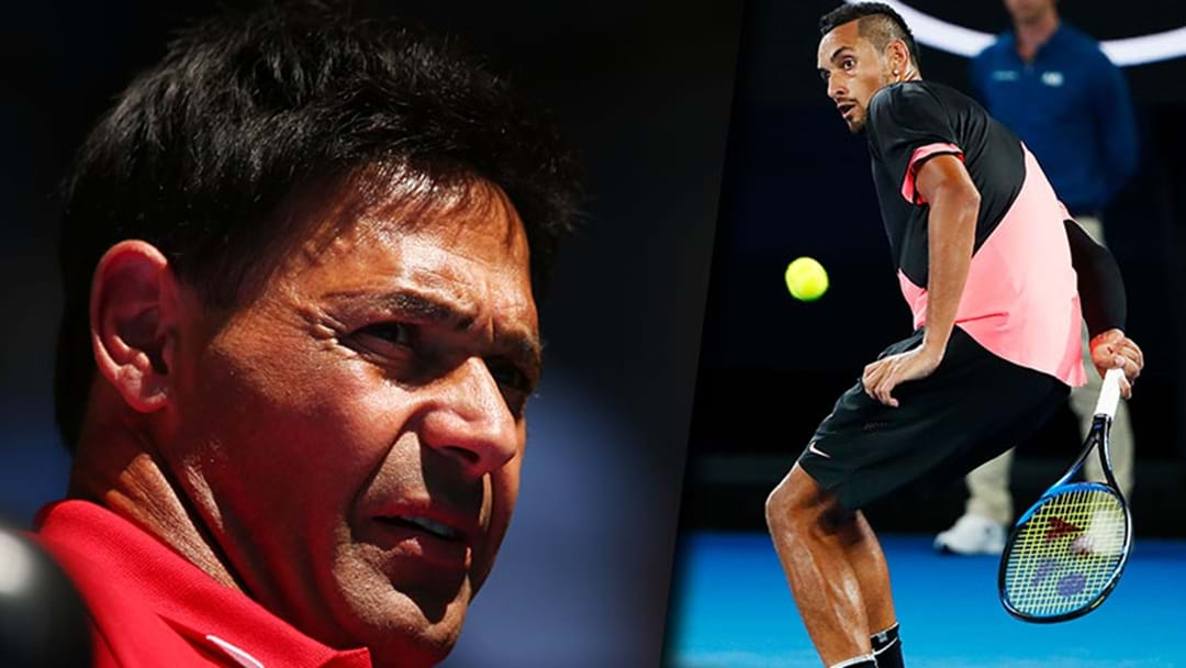 Roger Rasheed Says That Nick Kyrgios Will Be The Next Aussie To Win A Grand Slam
