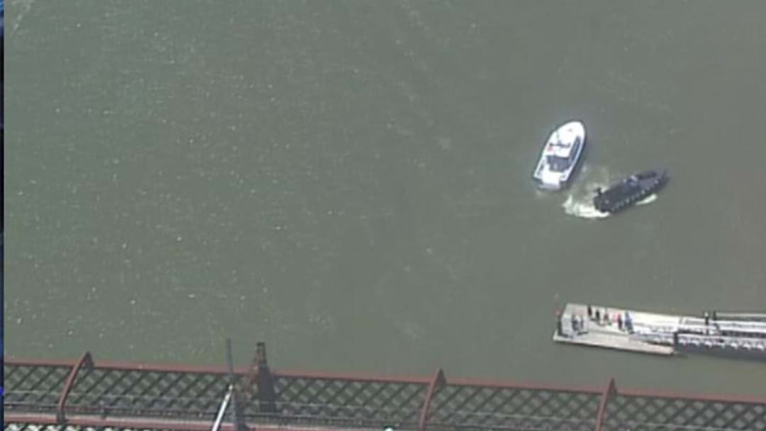 Car Still Has Not Been Located After Driving Into Parramatta River