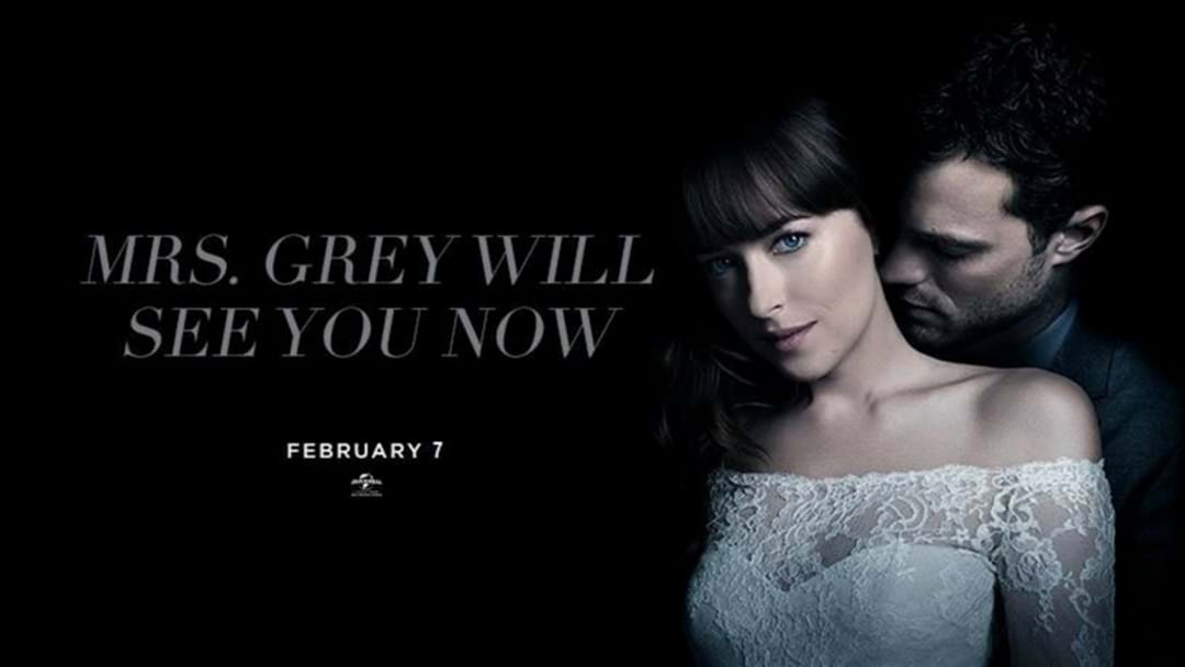 Chicks At The Flicks: Fifty Shades Freed at Event Cinemas!