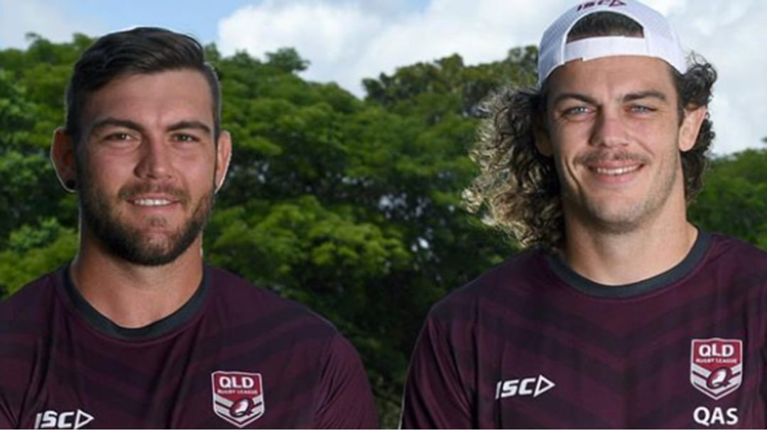 Feldt And Lowe Training To Be Next Origin Stars