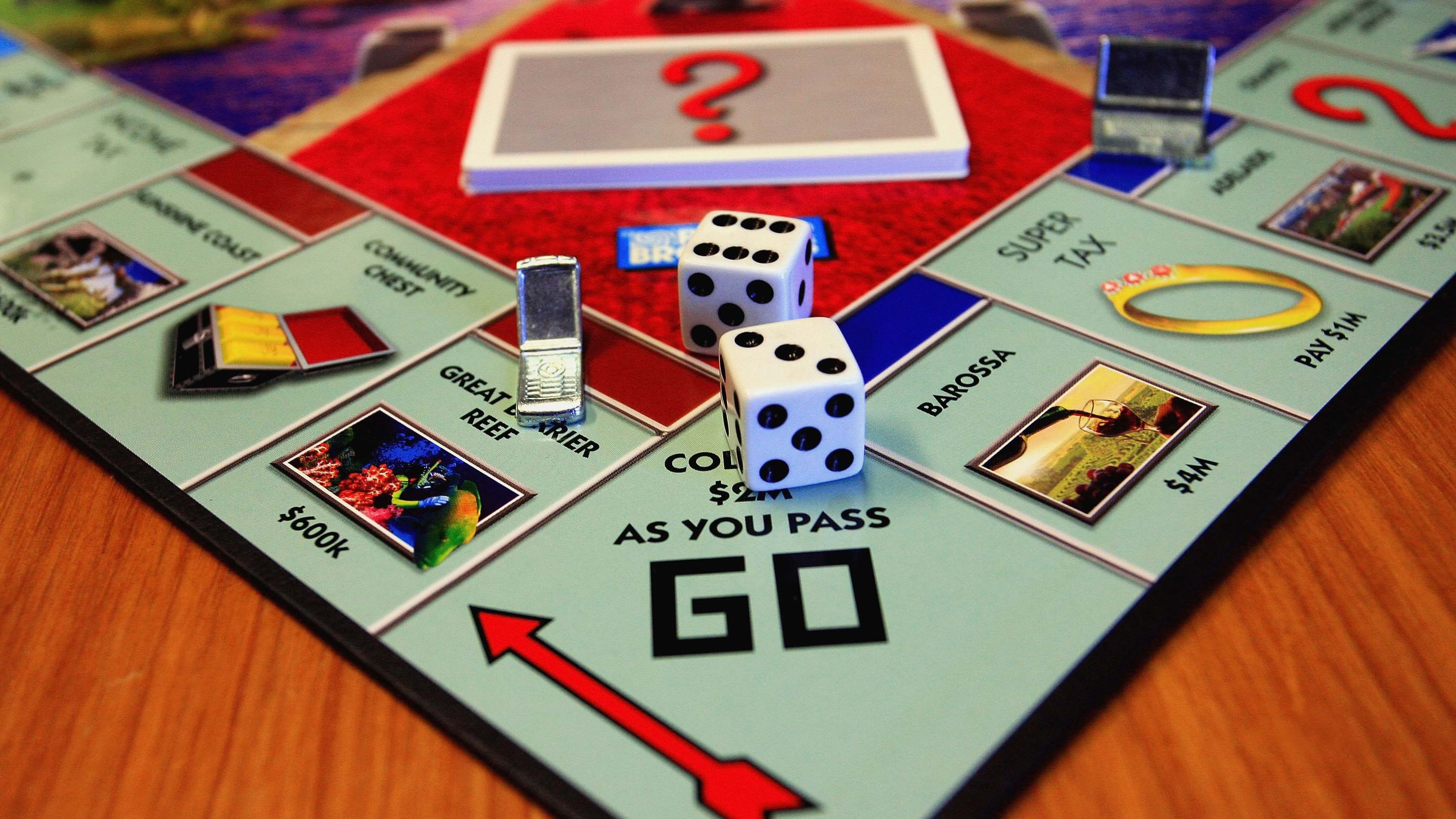 A Monopoly board game for cheaters launching this year