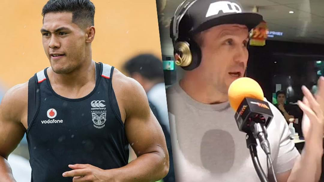Matty Johns Weighs In On Roger Tuivasa-Sheck's Potential Code Switch