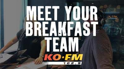 Meet the KOFM Breakfast team