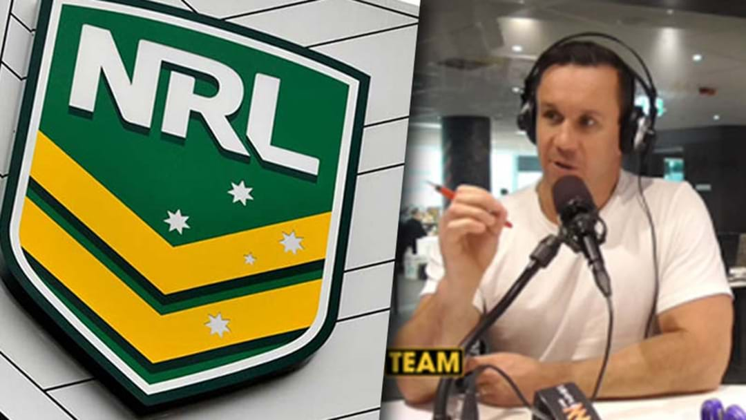 Matty Johns Names The First Two Places Where NRL Expansion Must Happen