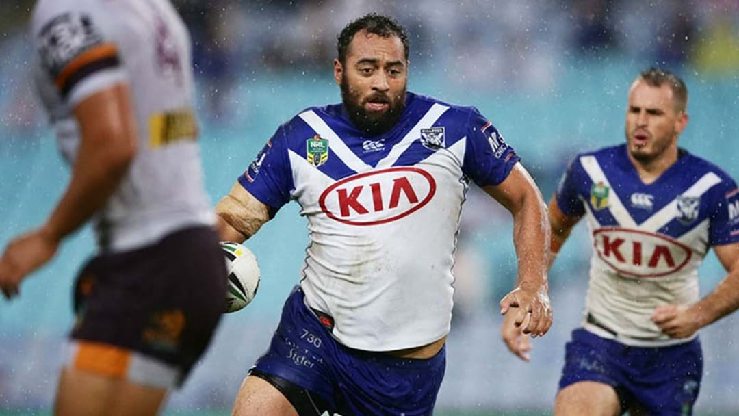 Sam Kasiano Is Unrecognisable In His Latest Instagram Post