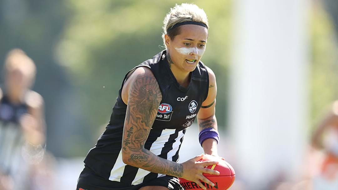 AFLW Star Moana Hope Set To Star In The Next Season of Survivor Australia