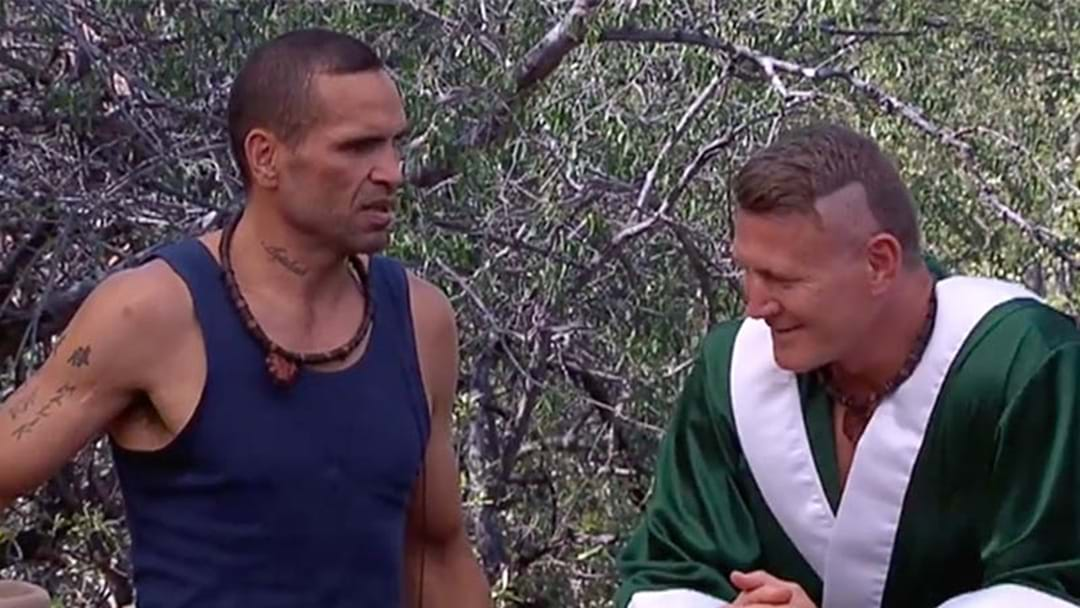 Anthony Mundine Challenges Danny Green To Trilogy Fight As Tension Rises Inside The Jungle