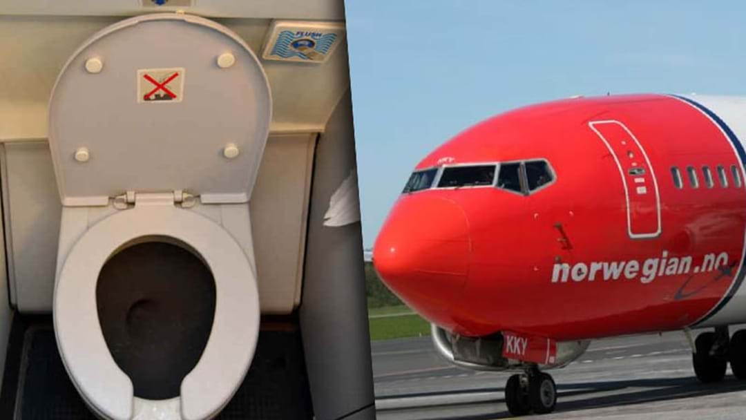 A Norwegian Plane With Over 80 Plumbers On Board Is Forced Into Emergency Landing After Toilet Issues