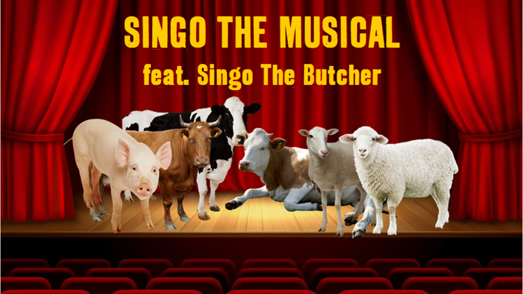 Mandy and Akmal Present Singo The Musical