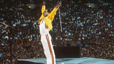 When Freddie Mercury Had 100,000 People In The Palm Of His Hand