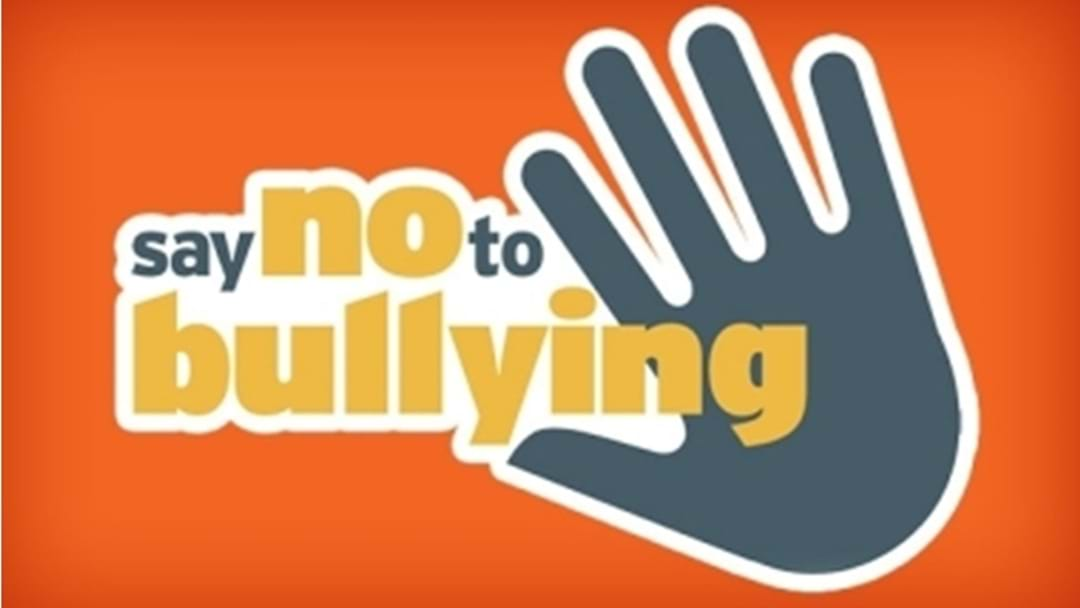 It's Time to Crack Down on Bullying