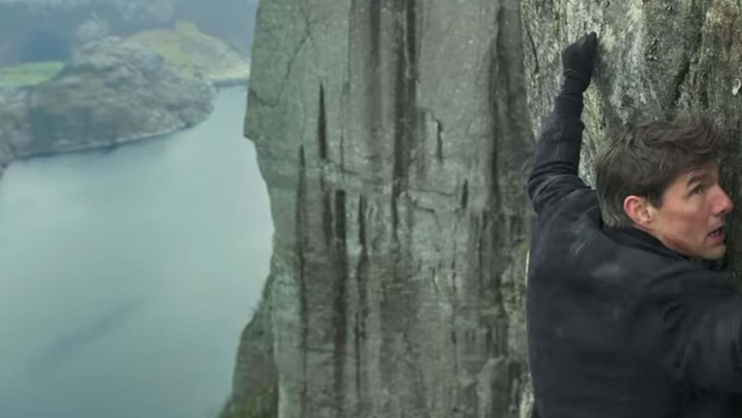 The First Trailer For The New Mission Impossible Film Has Dropped