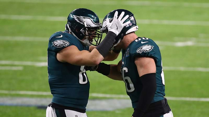 Article heading image for The Philadelphia Eagles Just Won Their First Ever Super Bowl
