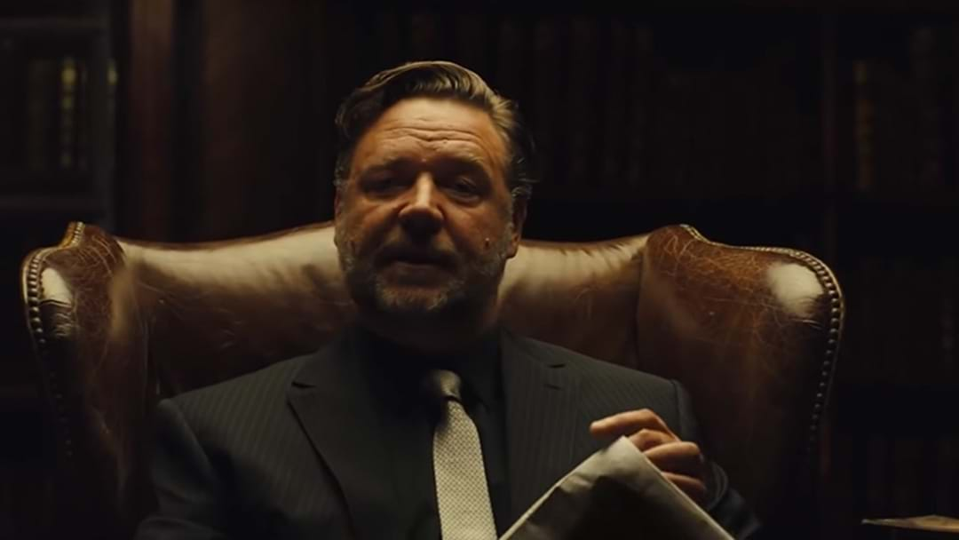 Russell Crowe Explains The Brilliant Story Behind The Smash Hit Dundee Ad