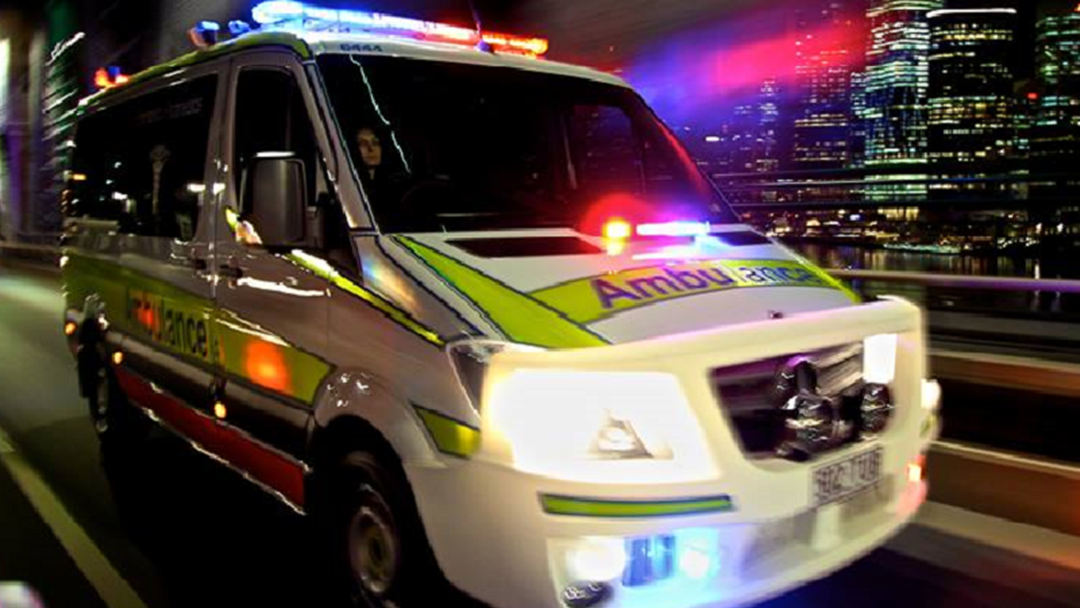 Two Children And Two Adults Injured In Fence Crash