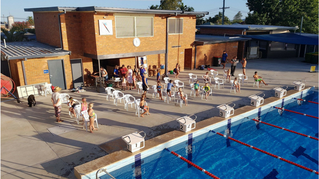An Adult Swimming Carnival Lands In Wauchope This Month!