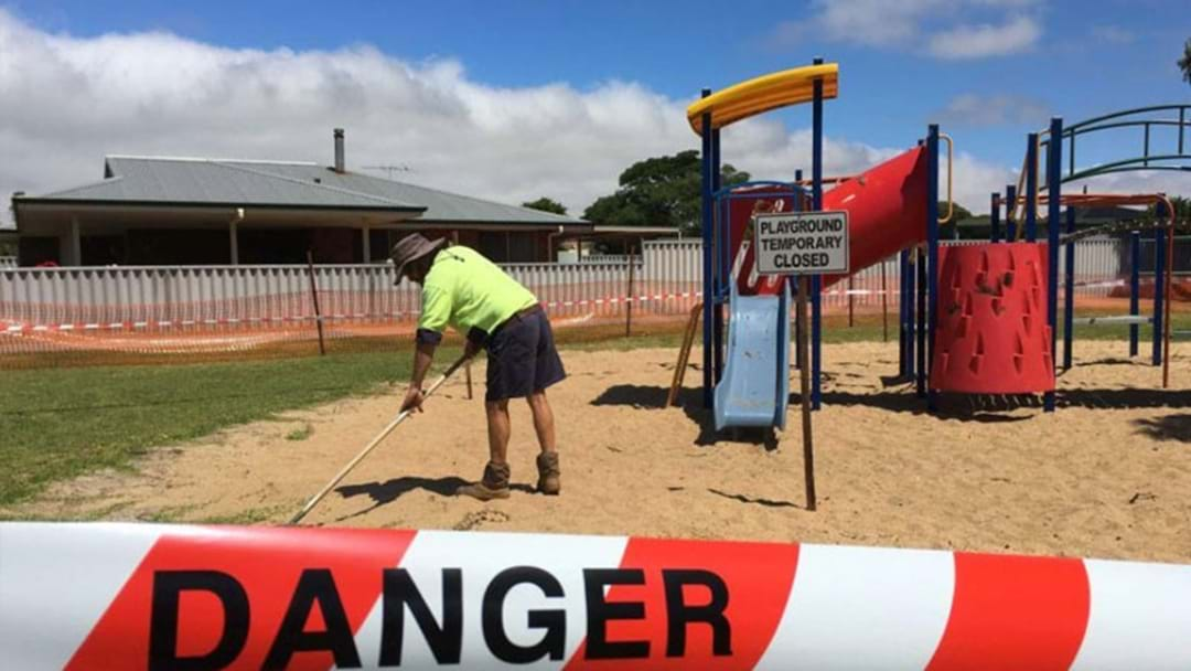 Two Kids Pricked By Needles At Local Park