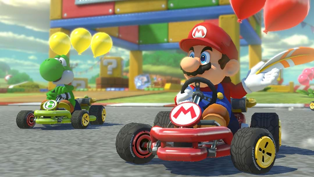 A Real Life Mario Kart Is Coming To Australia