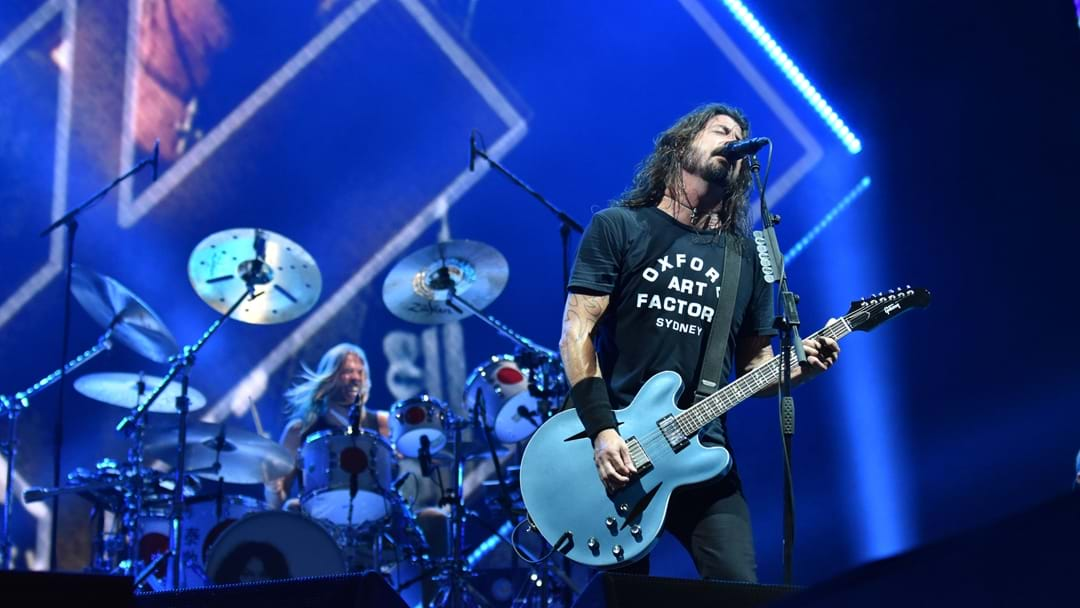 The List Of Items Banned From A Foo Fighters Gig Is Equal Parts Bizarre And Brilliant