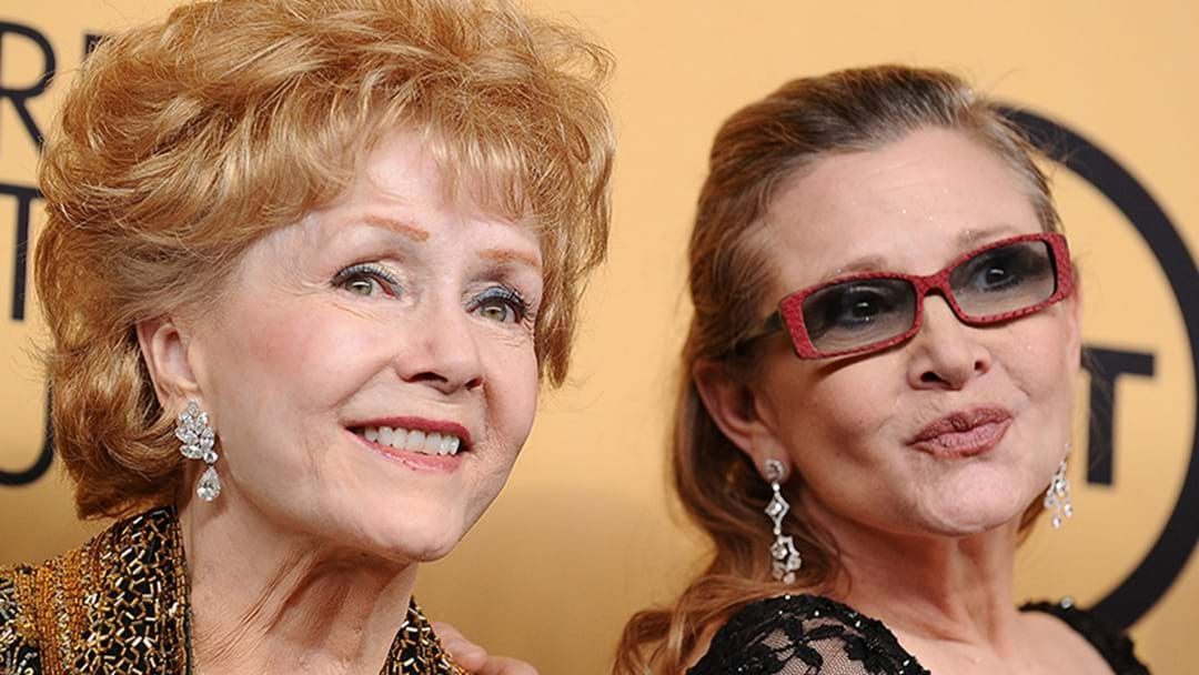 Debbie Reynolds, Mother Of Carrie Fisher, Dies Aged 84