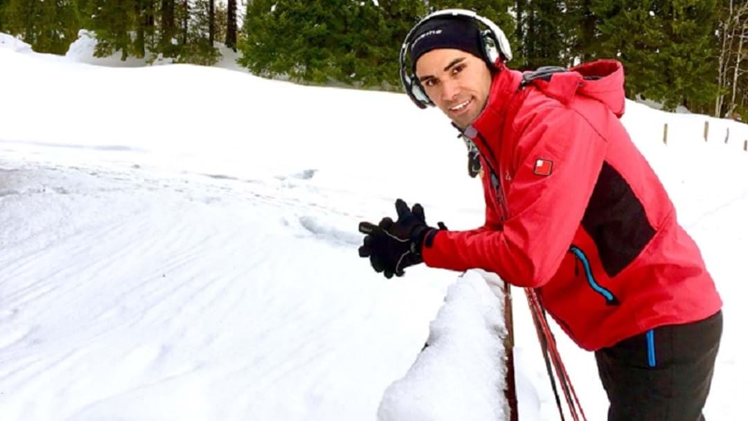 Tongan Man Becomes Olympic Cross Country Skier