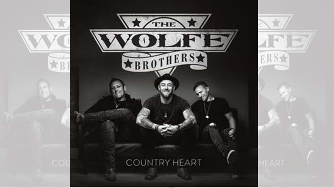"The Wolfe Brothers Announce Their Highly Anticipated New Album ""Country Heart"" March 23 Release"