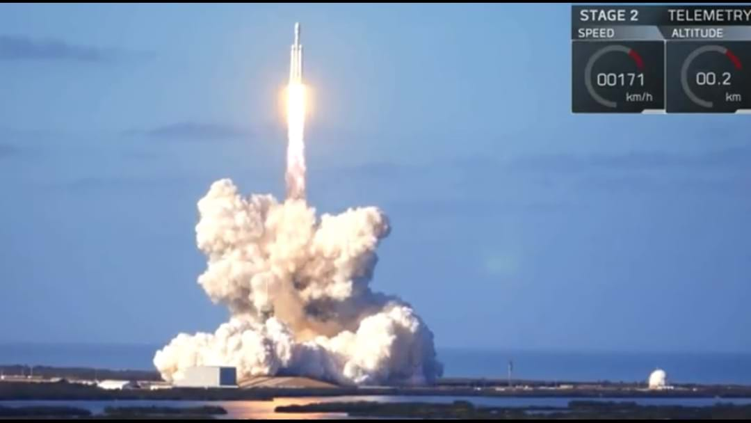 Elon Musk Makes History, Successfully Launches SpaceX Rocket