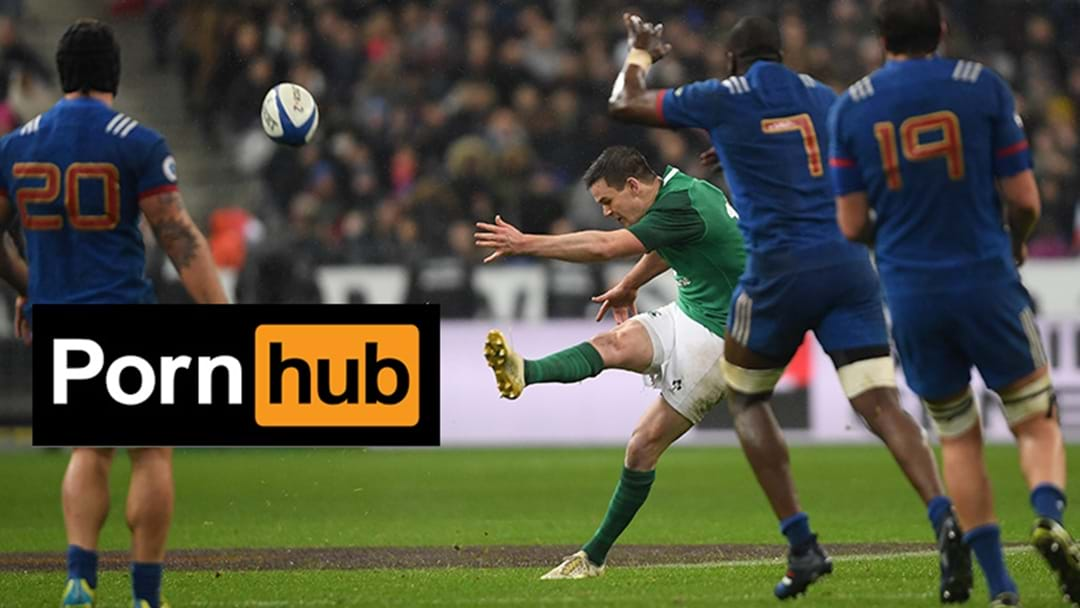 Irish Rugby Union Fans Upload Match Winning Goal To PornHub