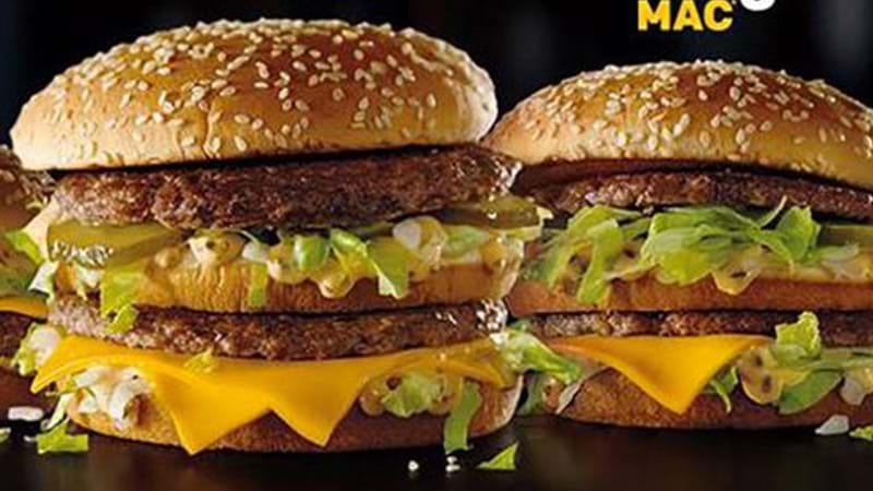 grand big mac - photo #17
