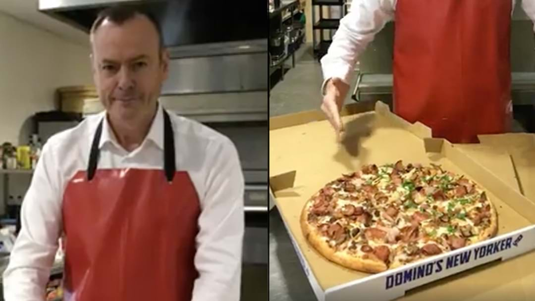Domino's Has Launched A King Size Pizza Range