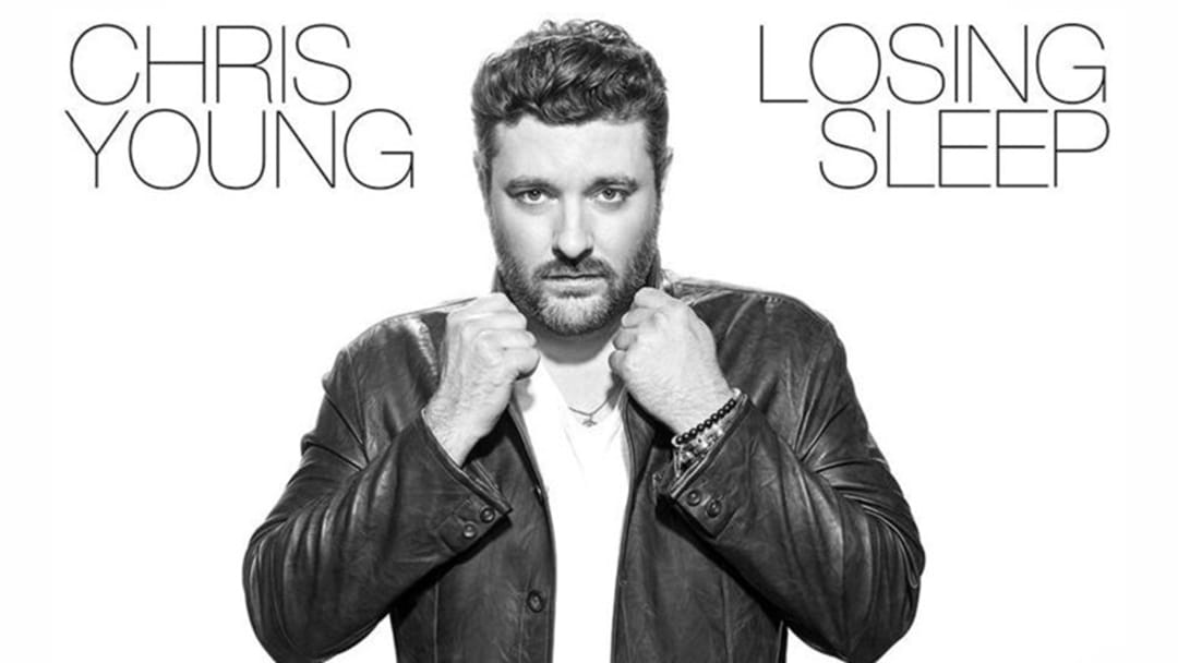 Chris Young Scores His 10th #1 Hit