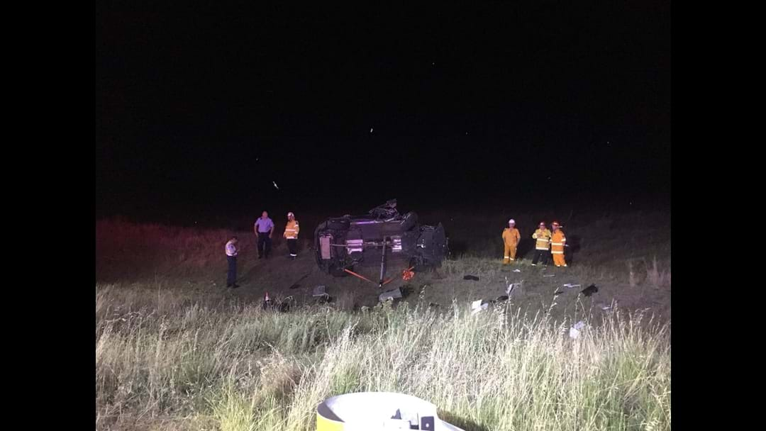 Man seriously injured near Collingullie