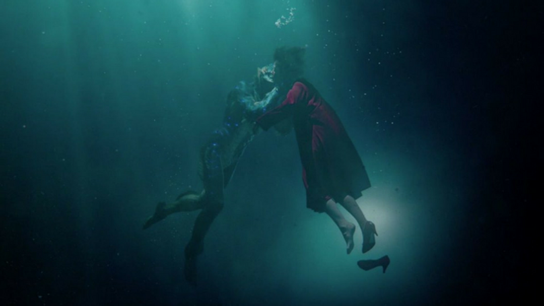 Shape of Water - Movie Review!